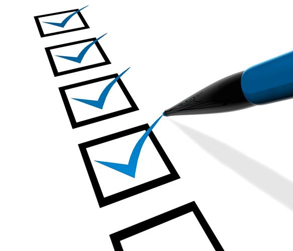 Immagine checklist