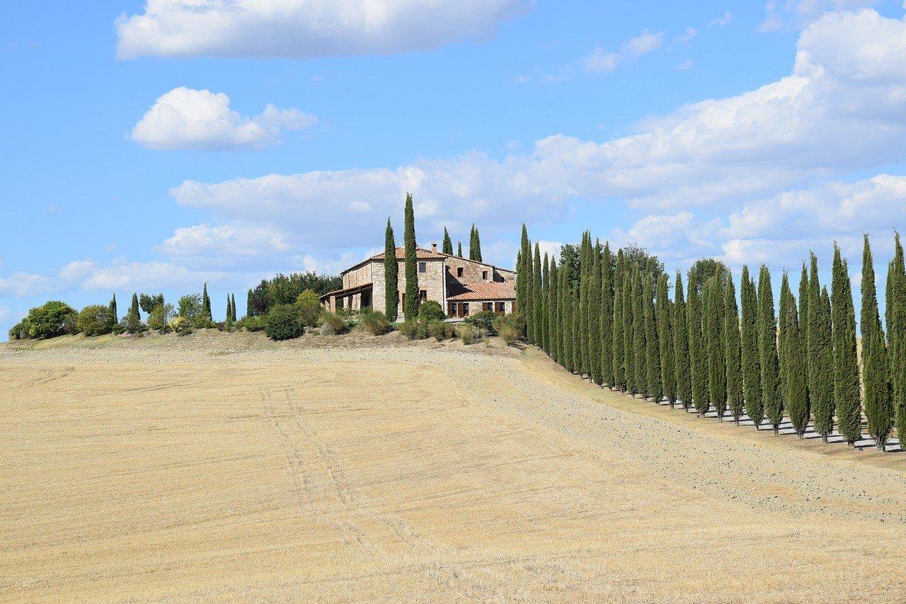 aprire un b&b in Toscana