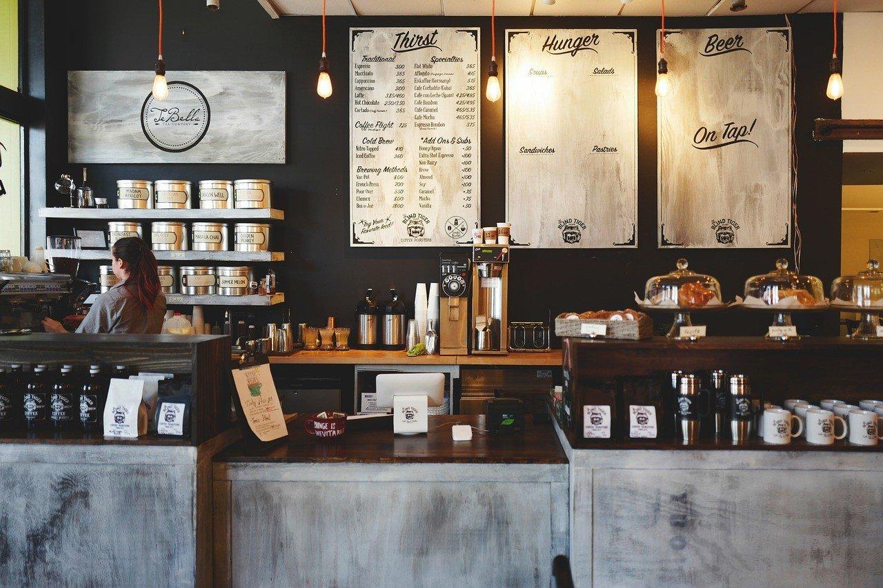 Aprire un negozio di caffè