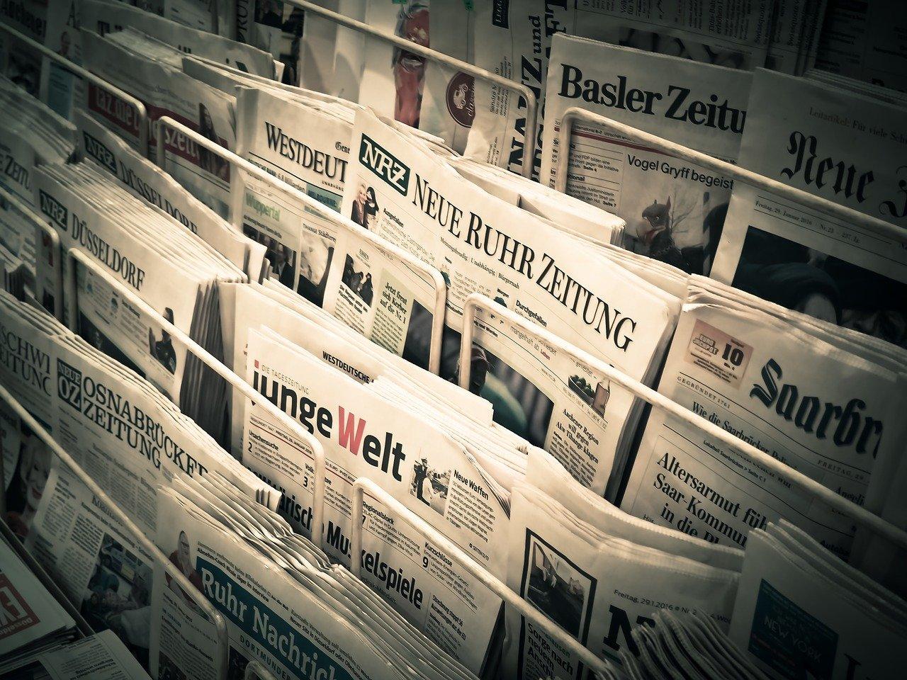 Aprire un giornalaio