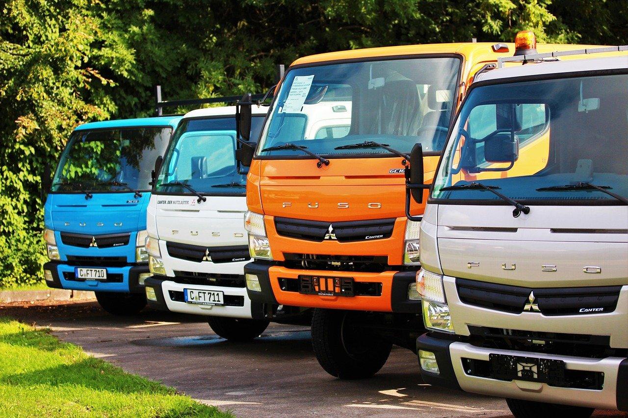Aprire un noleggio di furgoni