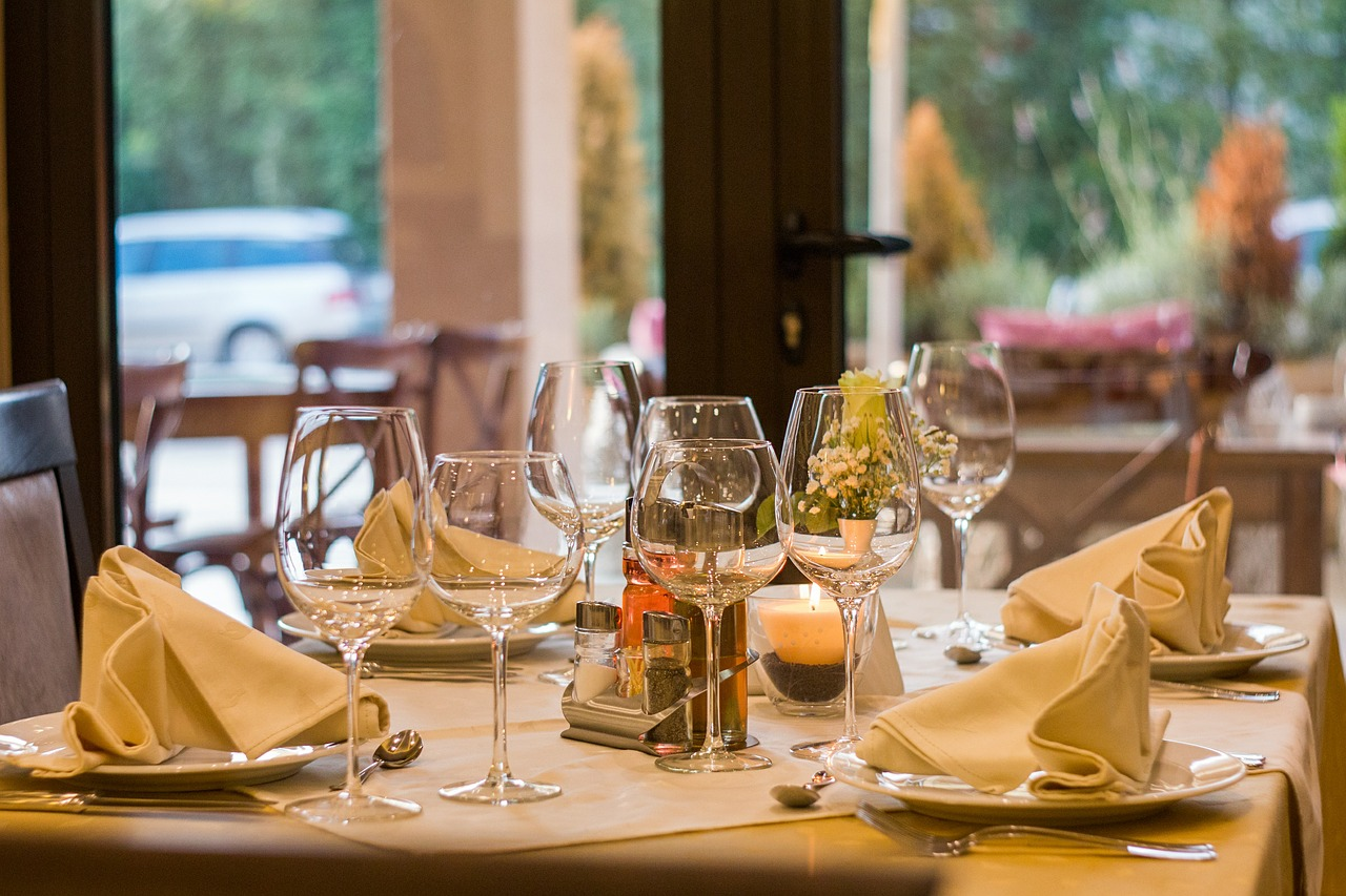 Aprire un ristorante in America