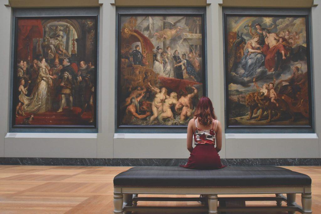 Aprire un atelier d'arte